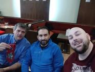 H Golden Greek και ο Imeothanasis στην ατμιστική κοινότητα της Κομοτηνής
