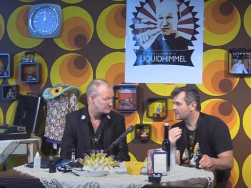 Golden Greek and Imeothanasis with Philgood at Stuttgart vape festival, May 2018