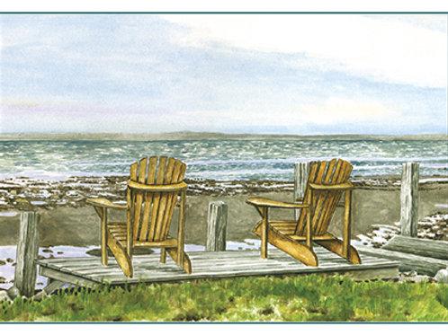 Adirondacks at the Shore