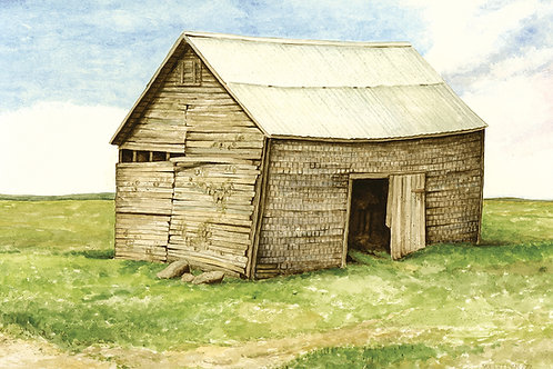 Marsh Barn
