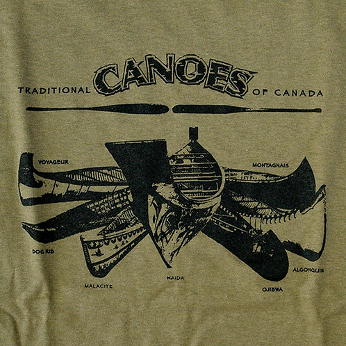 Canoes of Canada