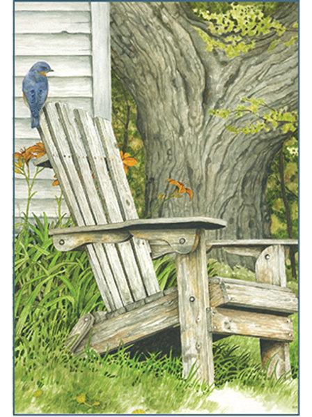Bluebird & Adirondack