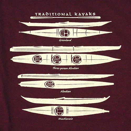 Traditional Kayaks