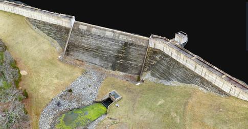 Hunting Run Dam 3D