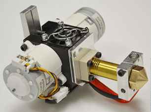 dual extruder for builder extreme