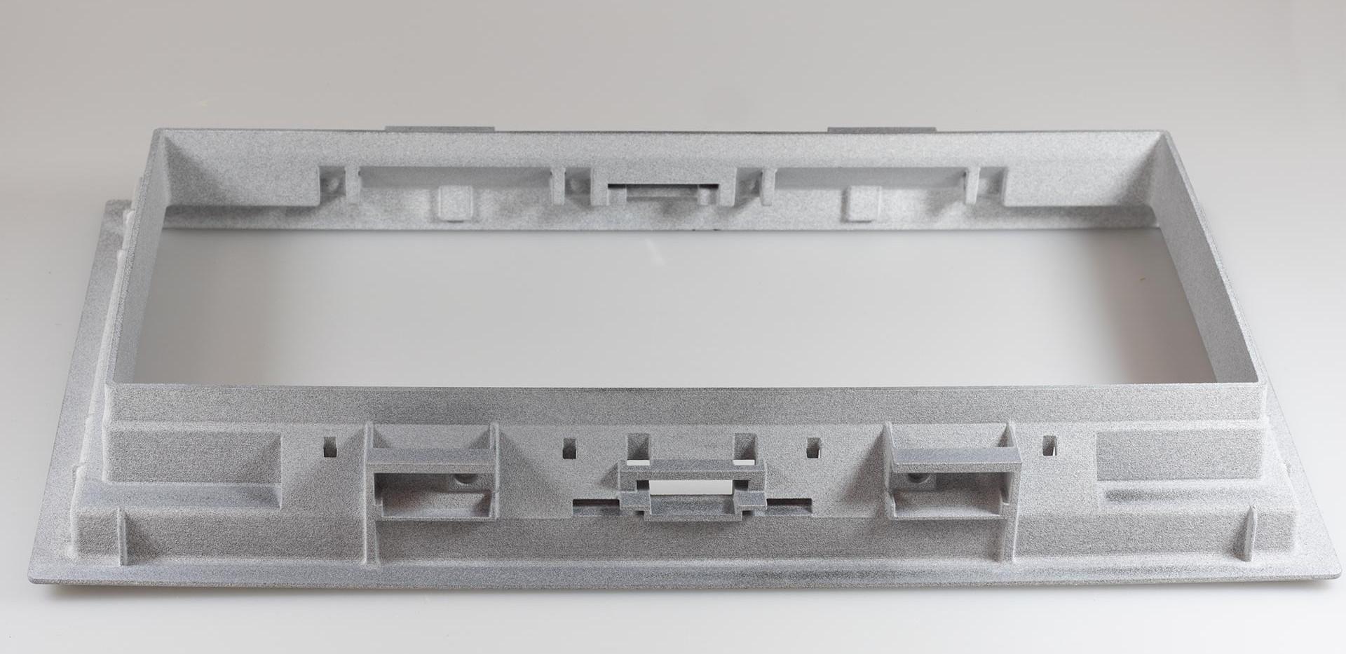 mjf 3d printing frame PA 12