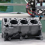 large scale 3D printing