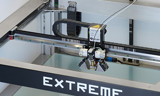 dual extruder builder extreme 2000 pro
