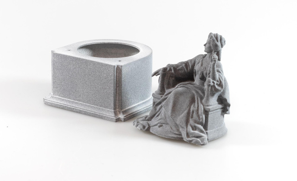 mjf sculpture