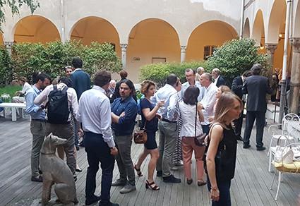 Primo evento di presentazione della Associazione Amici di Andrea