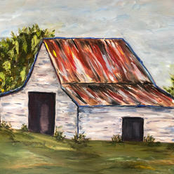 Mike's Barn - SOLD