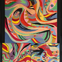 Eye of Continual Delight $300.00