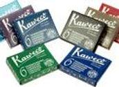 Kaweco Standard International ink cartridges