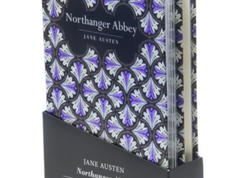 Northanger Abbey Novel and notebook box set