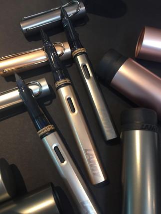 LAMY Metallic Colour Pens