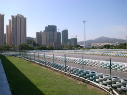 Coloane Karting Track