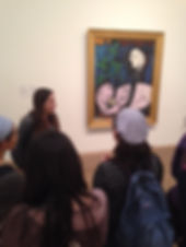 art gallery tours in london, london art tours, art tours in london