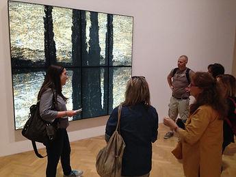 art gallery tours in london, london art tours, art tours in london