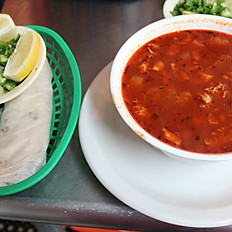 Menudo(Saturday and Monday Only)