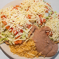 Tostadas(Cheese Only)