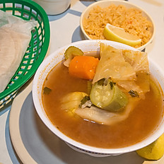 Caldo de Pollo(Chcken Soup)