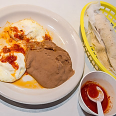Huevos Rancheros(Egg Only)