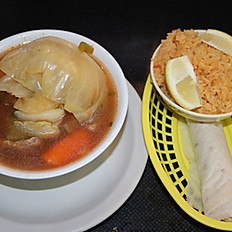Caldo de Res(Beef Soup)