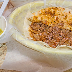 Carne Guísada(Fajita in Gravy)