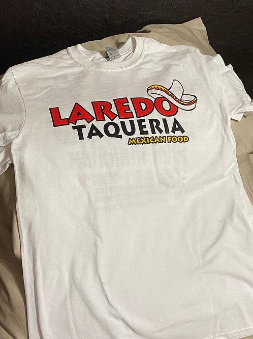 Laredo Taqueria T-Shirt(Sizes XXL-5XL)