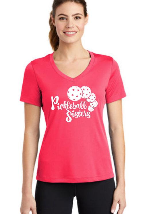 Ladies Short Sleeve Shirt