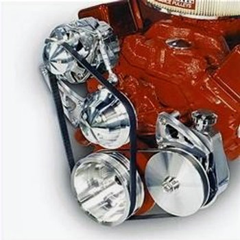 March Performance Chevy Small Block Serpentine Conversion Kits