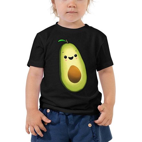 Toddler Short Sleeve Tee - Avocado