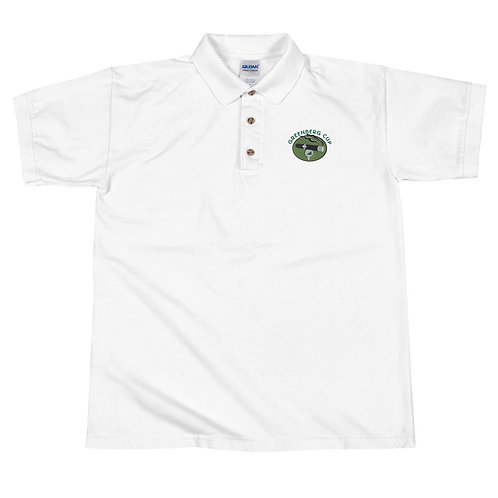 Greenberg Cup Embroidered Polo Shirt