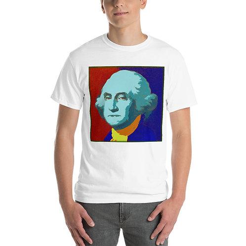 George Washington Short Sleeve T-Shirt