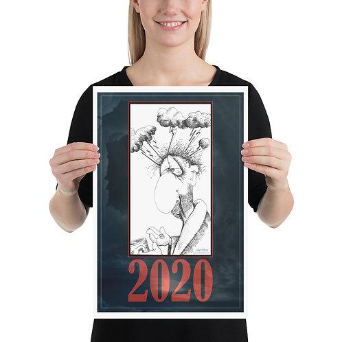 2020 Hangover – 12x18 Poster