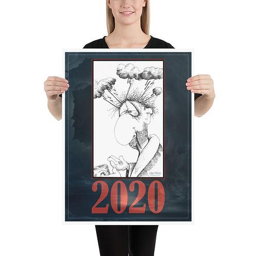 2020 Hangover – 18x24 Poster