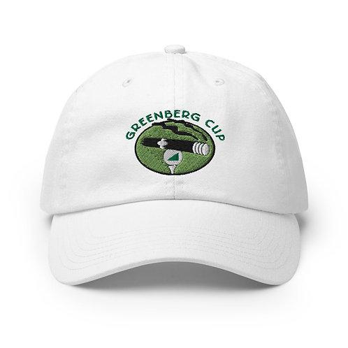 Greenberg Cup Golf Cap