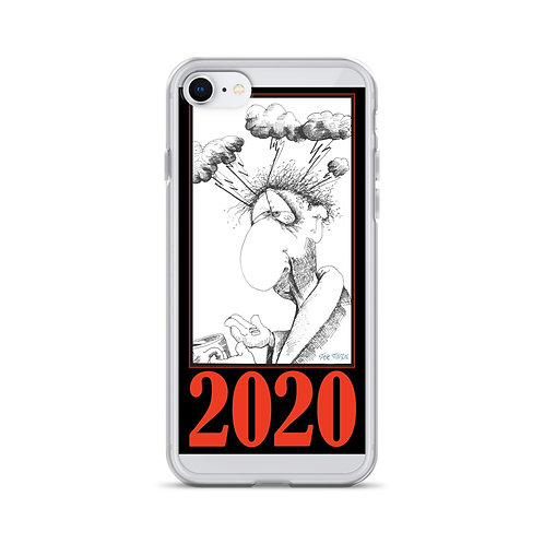 2020 Hangover iPhone Case