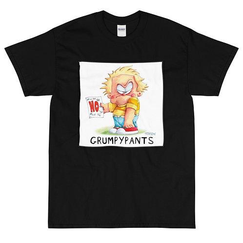 Grumpypants Adult Short Sleeve T-Shirt