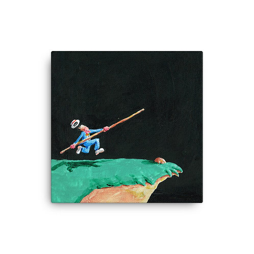 LOVERS LEAP MAN Canvas