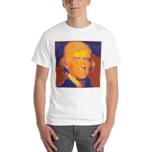 Thomas Jefferson Short Sleeve T-Shirt