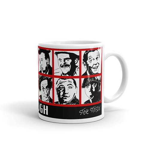 Make 'em laugh again mug