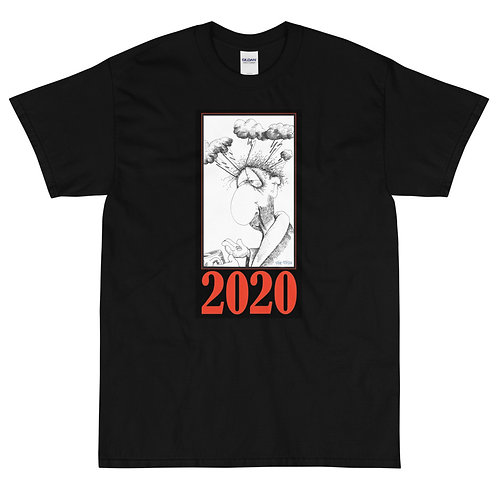 2020 Hangover Short Sleeve T-Shirt