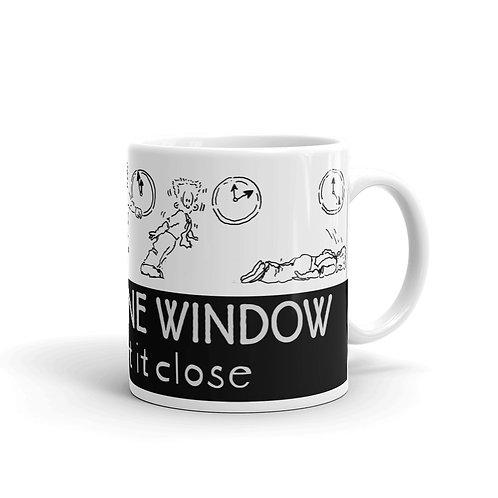 Running on Empty – Mug