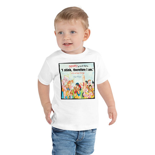 It's a Boy Thing! – Toddler Short Sleeve Tee