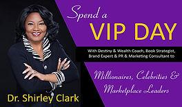 Shirley Clark VIP Day