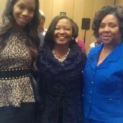 Mrs. Jakes, Sarah Jakes & Dr. Clark