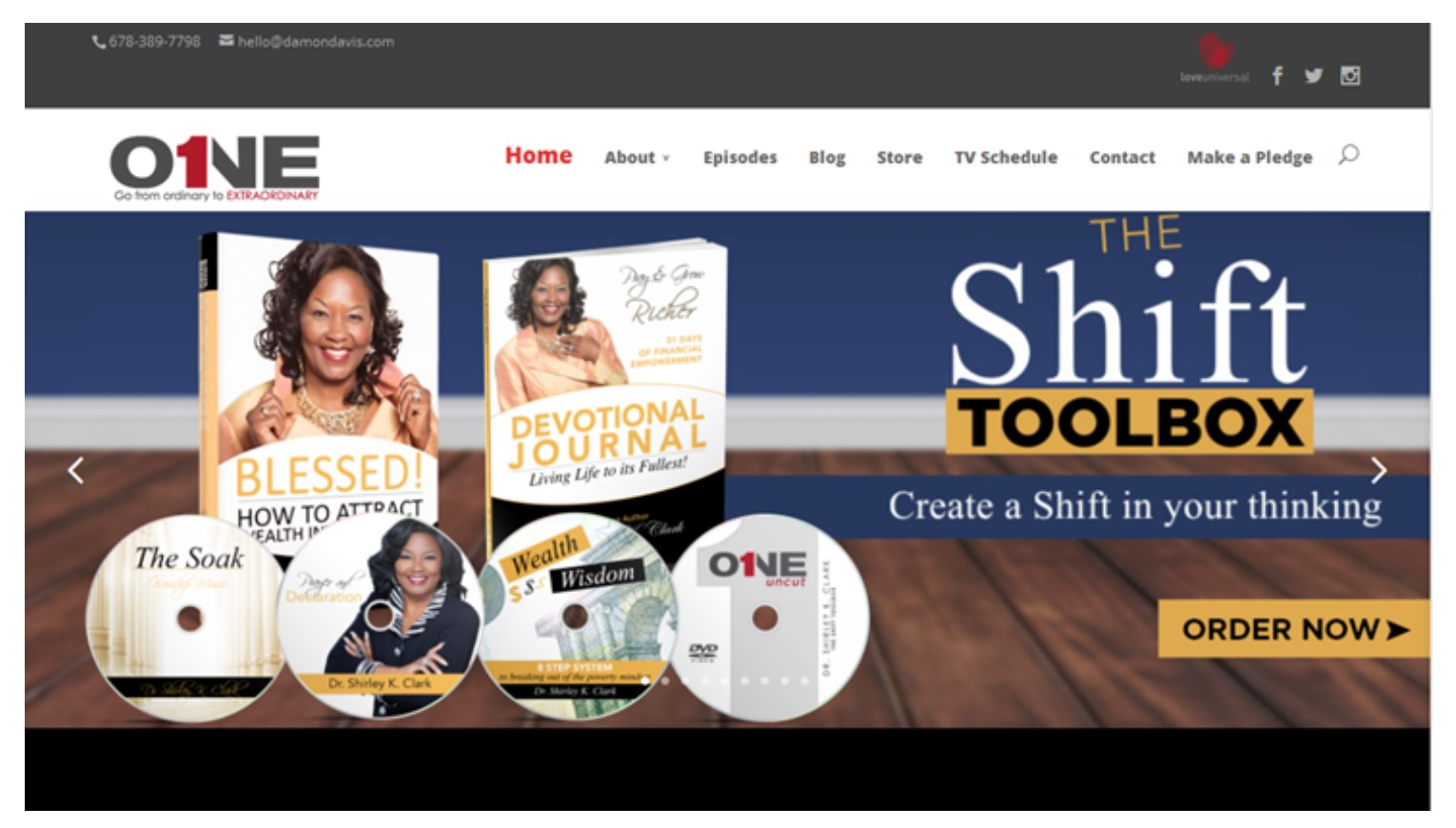 Shift Toolbox