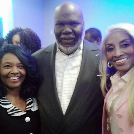 Bishop Jakes, Dr. Clark & Dorothy Cook