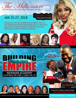 MMC National Conference Flyer Jan 2018